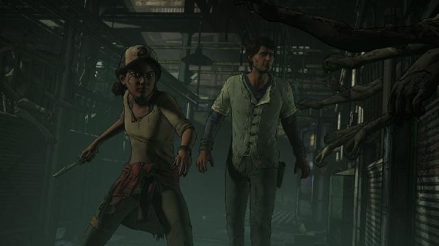 The Walking Dead: A New Frontier screenshot 9211