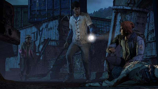 The Walking Dead: A New Frontier screenshot 9212
