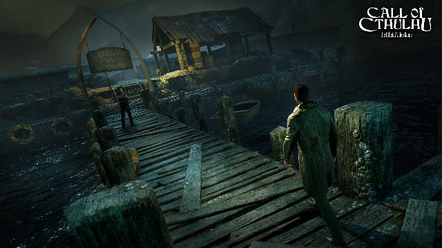 Call of Cthulhu screenshot 9123