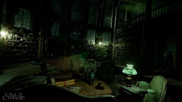 Call of Cthulhu screenshot 9124
