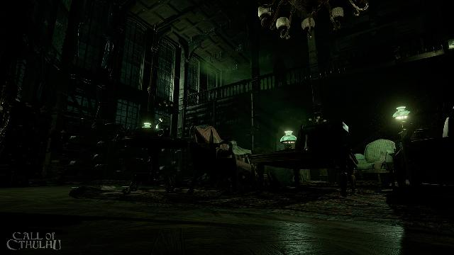 Call of Cthulhu screenshot 9125