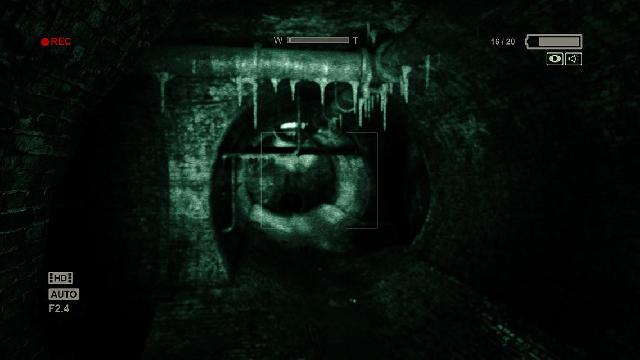 Outlast Screenshots, Wallpaper