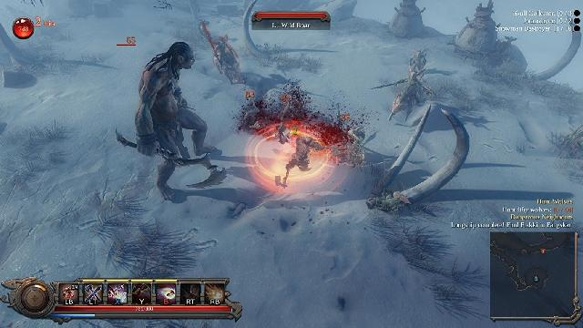 Vikings: Wolves of Midgard Screenshots, Wallpaper