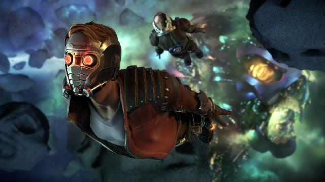 Guardians of the Galaxy: The Telltale Series screenshot 10620