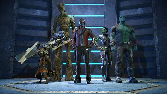 Guardians of the Galaxy: The Telltale Series screenshot 10623