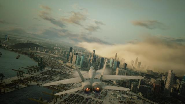 ACE COMBAT 7: Skies Unknown screenshot 18901