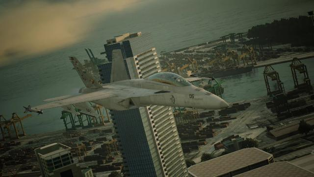ACE COMBAT 7: Skies Unknown screenshot 18912