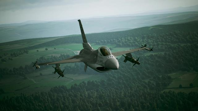 Ace Combat 7 Xbox One X Screenshot 2