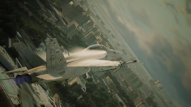 ACE COMBAT 7: Skies Unknown screenshot 18914