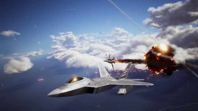 ACE COMBAT 7: Skies Unknown screenshot 16551