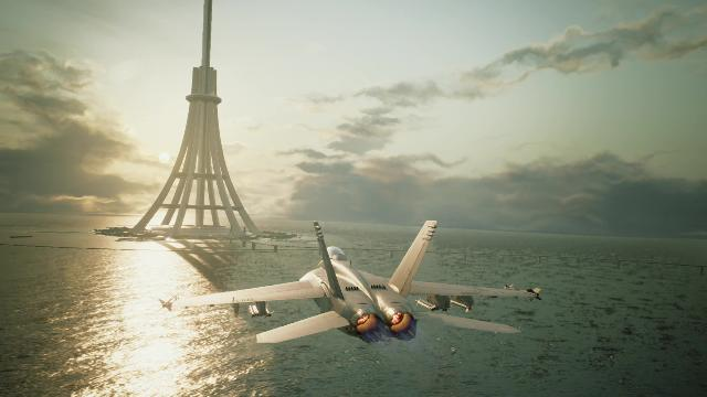 ACE COMBAT 7: Skies Unknown screenshot 18904