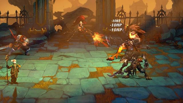 Battle Chasers: Nightwar screenshot 9694
