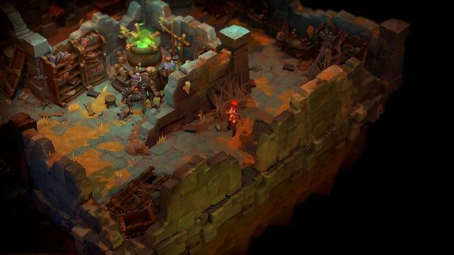 Battle Chasers: Nightwar screenshot 9695