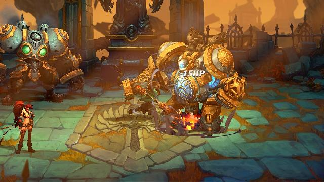 Battle Chasers: Nightwar screenshot 9696