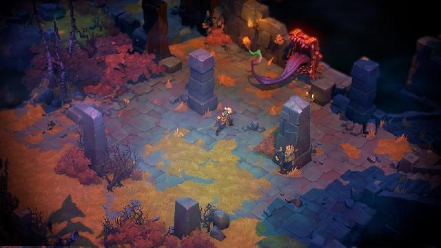 Battle Chasers: Nightwar screenshot 9699
