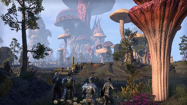 The Elder Scrolls Online: Morrowind Screenshots, Wallpaper