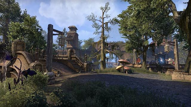 The Elder Scrolls Online: Morrowind Screenshots Image ...