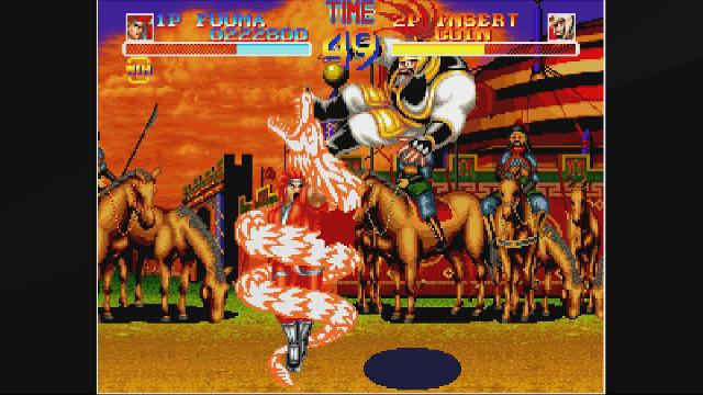 ACA NEOGEO: World Heroes screenshot 10031