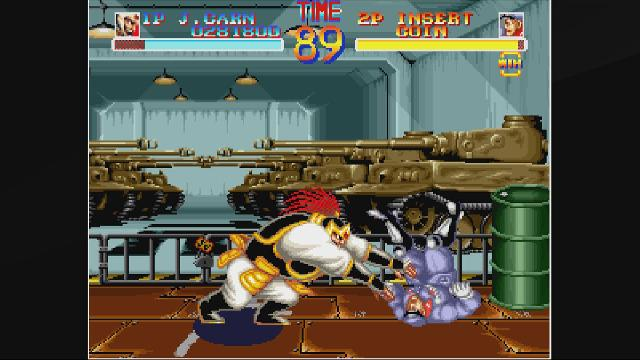 ACA NEOGEO: World Heroes screenshot 10032