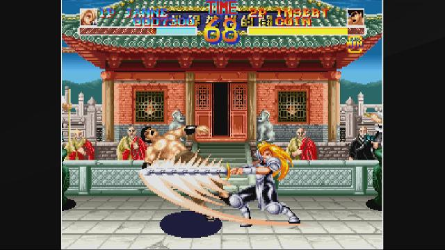 ACA NEOGEO: World Heroes screenshot 10033