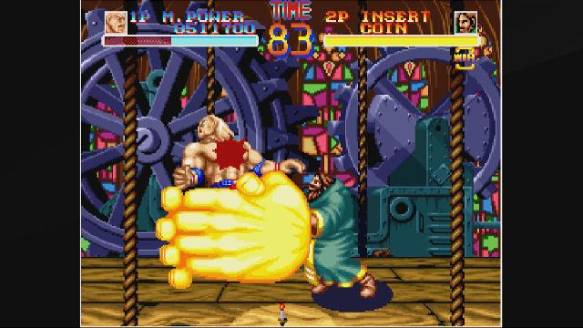 ACA NEOGEO: World Heroes screenshot 10036