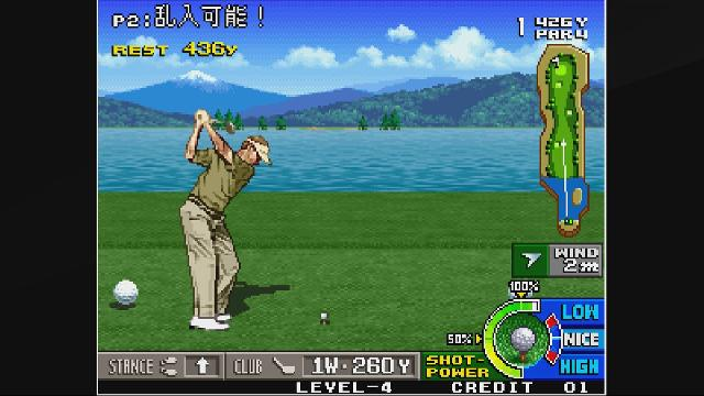 ACA NEOGEO: Turf Masters screenshot 10040