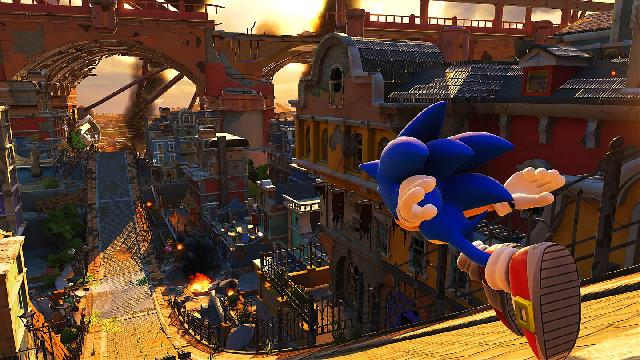Sonic Forces screenshot 12639
