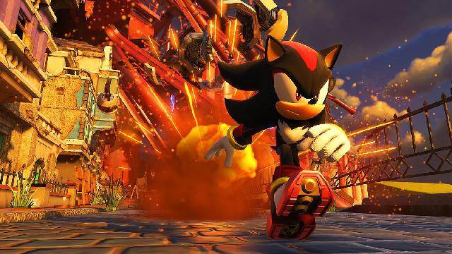 Sonic Forces screenshot 12641