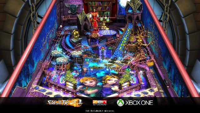 Pinball FX2 screenshot 1374