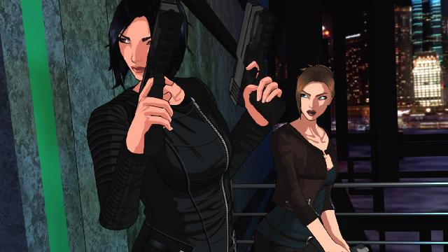 Fear Effect Sedna screenshot 25930
