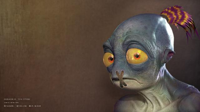 Oddworld: Soulstorm Screenshots, Wallpaper