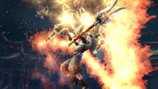 WARRIORS OROCHI 3 Ultimate Screenshots, Wallpaper