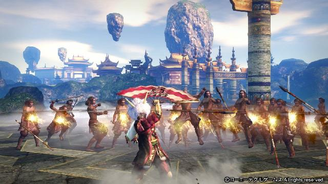 WARRIORS OROCHI 3 Ultimate screenshot 1447