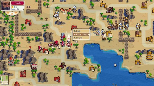 Wargroove Screenshots, Wallpaper