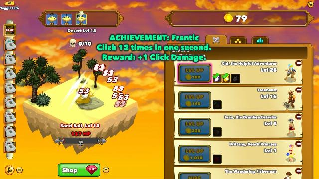 Clicker Heroes screenshot 10183