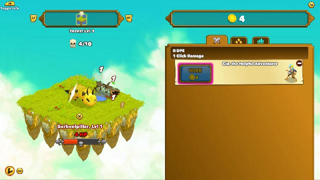 Clicker Heroes screenshot 10186