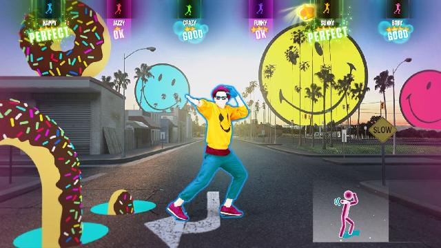 Just Dance 2015 Screenshots, Wallpaper