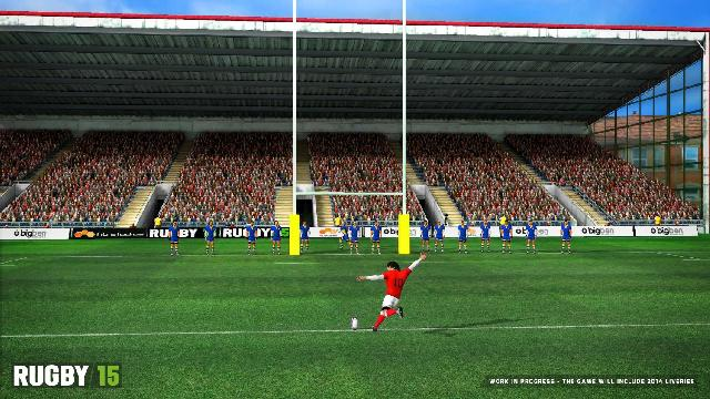 RUGBY 15 screenshot 1820