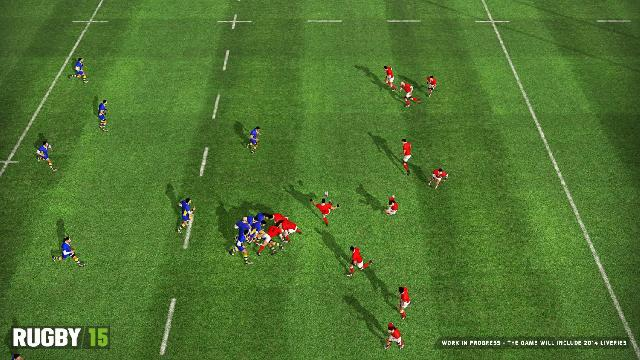 RUGBY 15 screenshot 1821