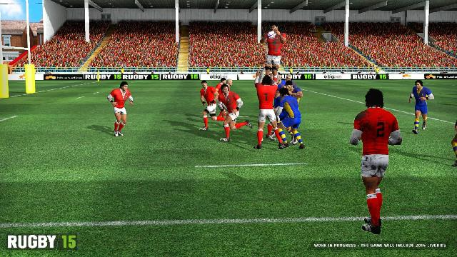 RUGBY 15 screenshot 1824