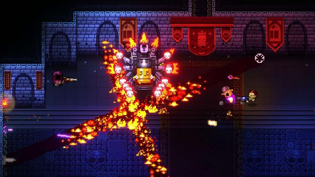 Enter the Gungeon Screenshots, Wallpaper