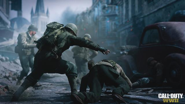 Call of Duty: WWII screenshot 10774
