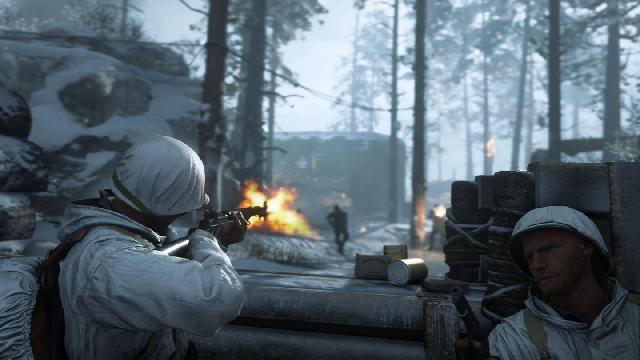 Call of Duty: WWII screenshot 11626