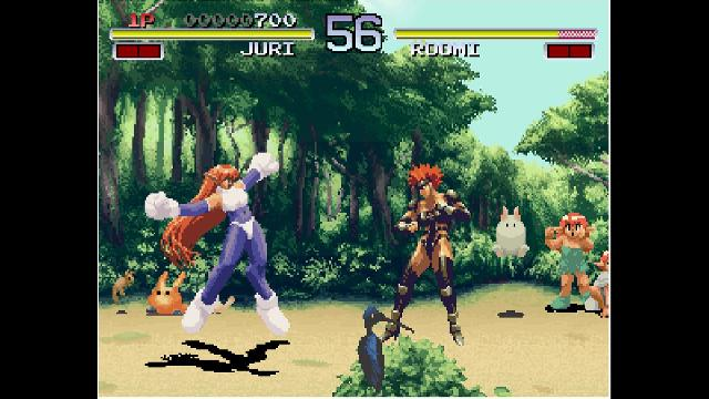 ACA NEOGEO: Galaxy Fight: Universal Warriors screenshot 10492