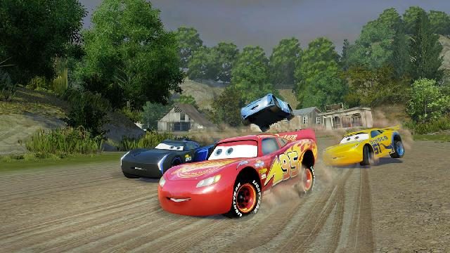 Cars 3: Driven to Win Screenshots, Wallpaper