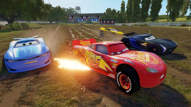 Cars 3: Driven to Win screenshot 10984
