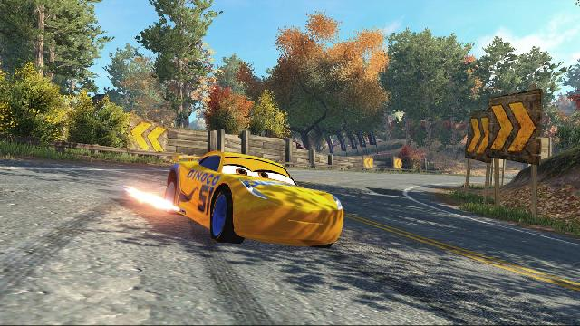 Cars 3: Driven to Win screenshot 10985