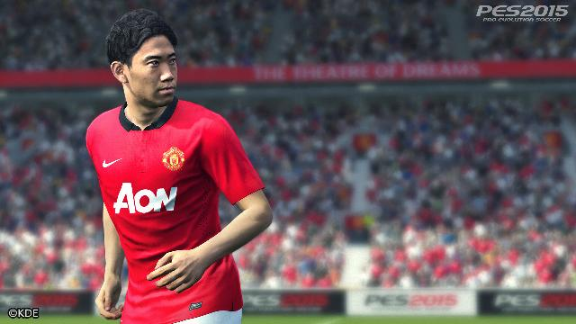 PES 2015 screenshot 1428
