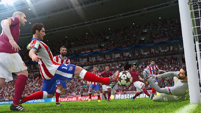 PES 2015 screenshot 1918
