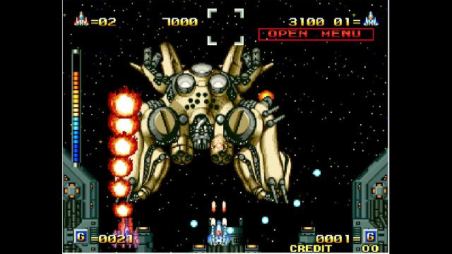 ACA NEOGEO ALPHA MISSION II screenshot 10750